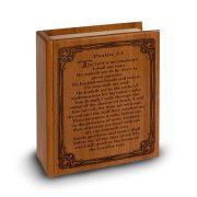 Bible urn