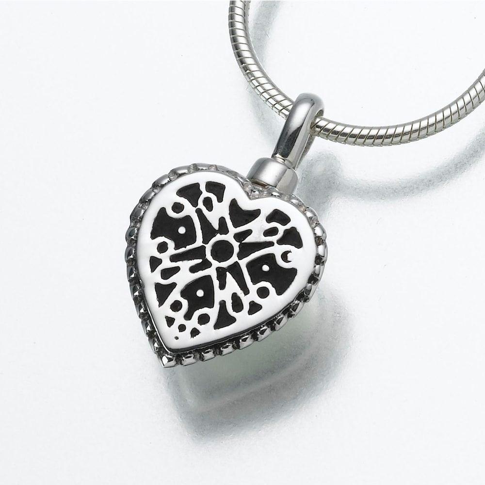 Small filigree heart pendant csnh plan ahead small filigree heart pendant aloadofball Image collections
