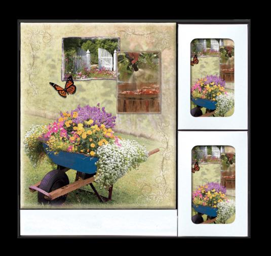 Garden Memorial Record Book