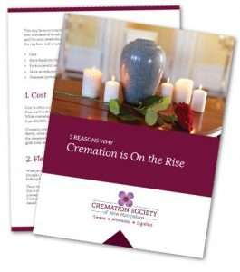 Free download: 5 reasons cremation is on the rise