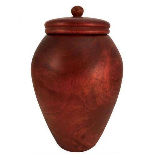 Mangowood Urn