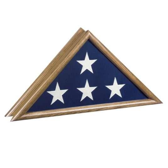 Oak Flag Case