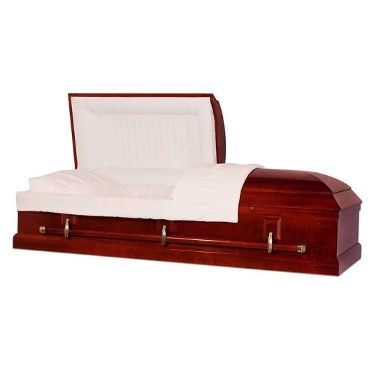 Manchester Cremation Casket